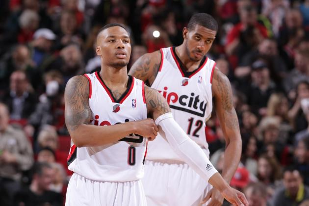 Superstars Come Out to Play in Blazers-Rockets Overtime Thriller