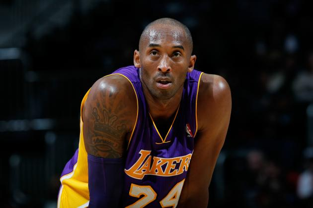 What Offensive System Should Lakers Use in Kobe's Twilight Years?