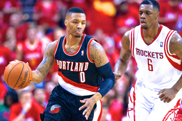 Blazers vs. Rockets Game 1: Live Score, Highlights and Reaction