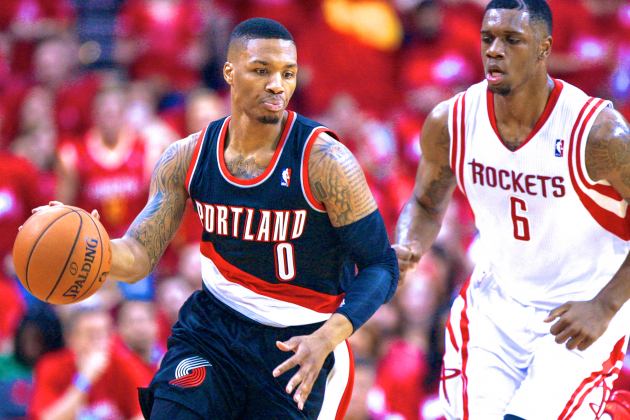 Blazers vs. Rockets: Game 1 Score and Twitter Reaction from 2014 NBA Playoffs