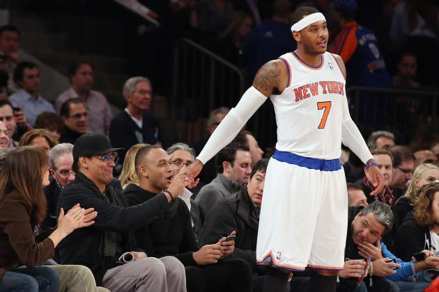 Chicago Bulls Can Offer Carmelo Anthony Everything New York Knicks Can't