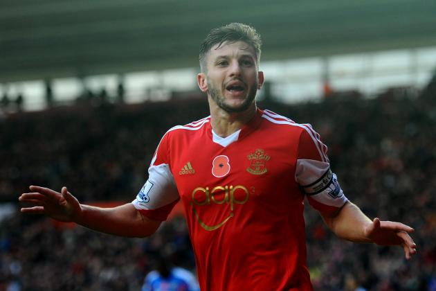 Manchester United Transfer News: Adam Lallana Sell-on Clause Complicates Deal
