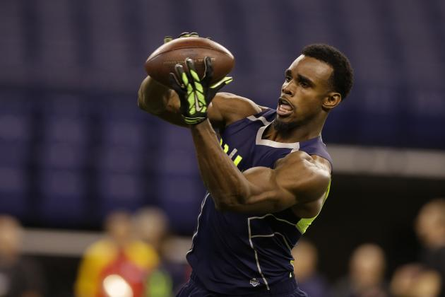 San Francisco 49ers: Undervalued Wide Receivers in the 2014 NFL Draft
