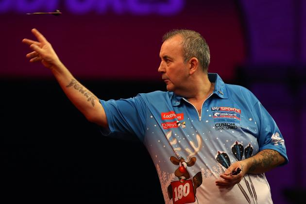 Premier League Darts 2014: Manchester Fixtures, Standings and Live Stream Info
