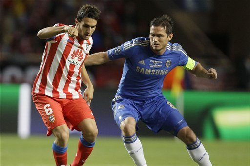 Atletico Madrid vs. Chelsea: UEFA Champions League Odds, Preview and Prediction