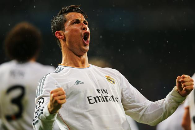 Cristiano Ronaldo to Return for Real Madrid's CL Semi-Final