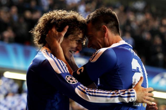 Chelsea Transfer News: Latest Buzz on David Luiz, John Terry and Fernando Torres