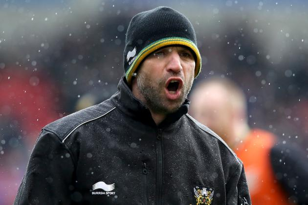 Mallinder Demands Saints Improvement