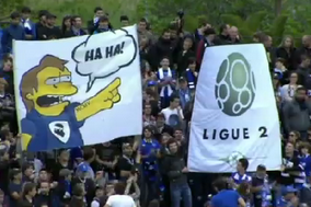 Bastia Relegate Corsican Rivals Ajaccio from Ligue 1, Troll Them Simpsons-Style