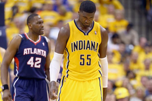 What Indiana Pacers Need from Roy Hibbert During NBA Playoffs