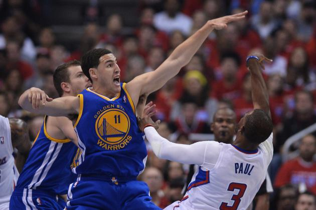What Golden State Warriors Need from Klay Thompson During NBA Playoffs
