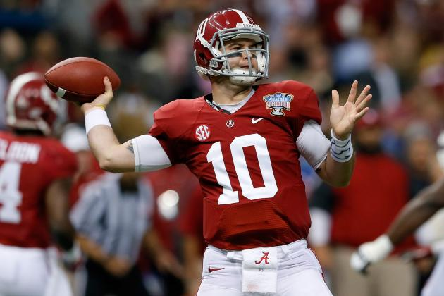 AJ McCarron Drafted by Cincinnati Bengals: Latest News, Reaction and Analysis