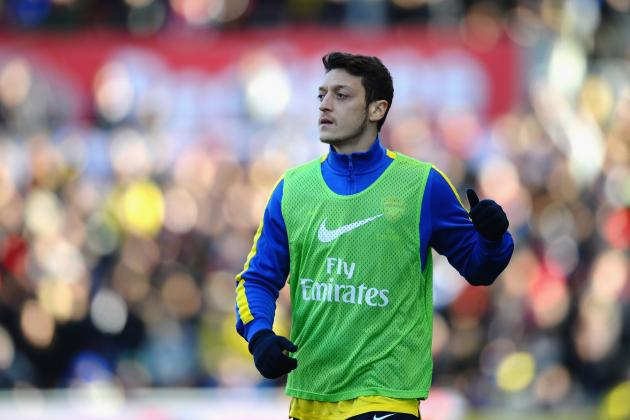 What Mesut Ozil's Return Means for Arsenal