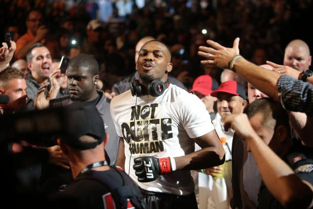UFC 172: Jones vs. Teixeira Fight Card, TV Info, Predictions and More
