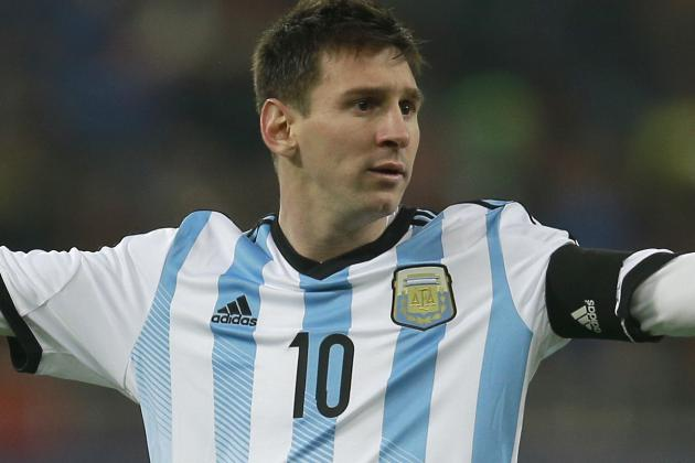 Is Lionel Messi's Barcelona Form a Worry for Argentina's World Cup Hopes?