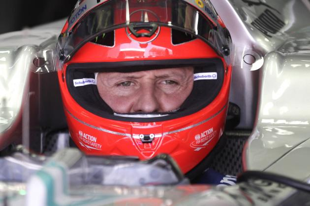 Michael Schumacher Reportedly Being Sued for Motor Vehicle Accident