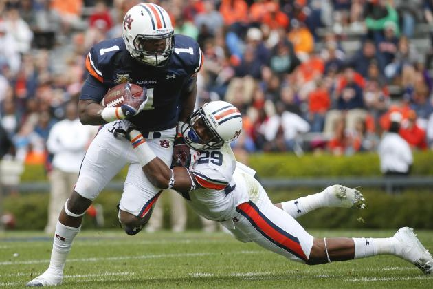 Auburn's Defense Needs Improvements, but Tigers Have Talent to Succeed
