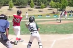Power Move: Kid Drills HR During Intentional Walk