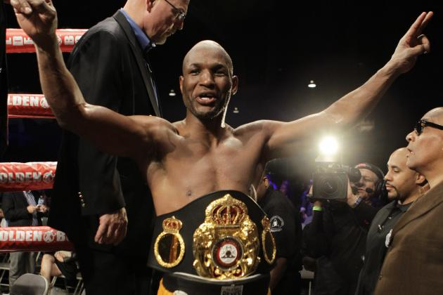 Floyd Mayweather '50-50' Bout with Bernard Hopkins Would Make Stellar Matchup