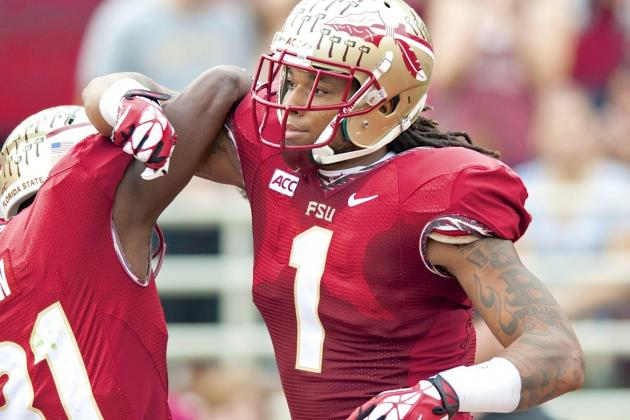 Why Are NFL Scouts Scared of Florida State WR Kelvin Benjamin?
