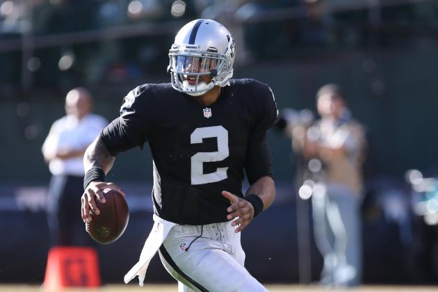 Raiders Set to Release Pryor, Steelers Should Gauge Interest in Mobile QB