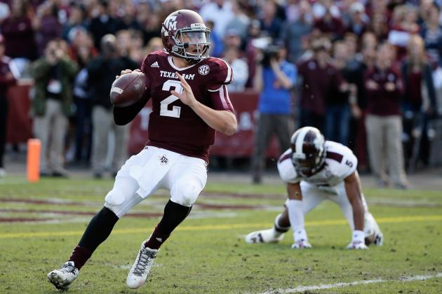 Johnny Manziel NFL Draft 2014: Scouting Report Breakdown for Cleveland Browns QB