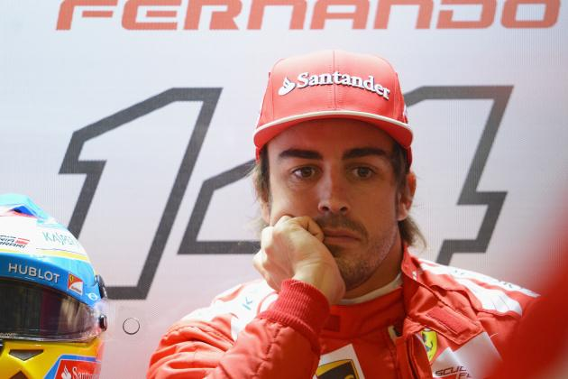 Fernando Alonso's 3rd at 2014 Chinese Grand Prix No Sign of a Ferrari Resurgence