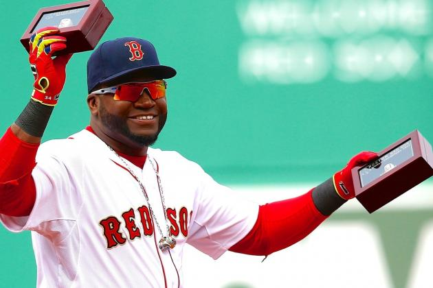 David Ortiz Best Embodies What It Is to Be a Boston Sports Superstar