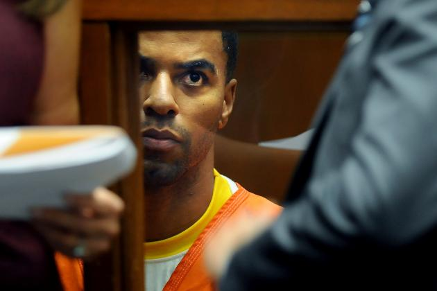 Darren Sharper Ends Bad Week with More Bad News