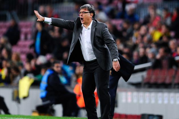 Barcelona Must Change Gerardo Martino to Win La Liga and Champions League
