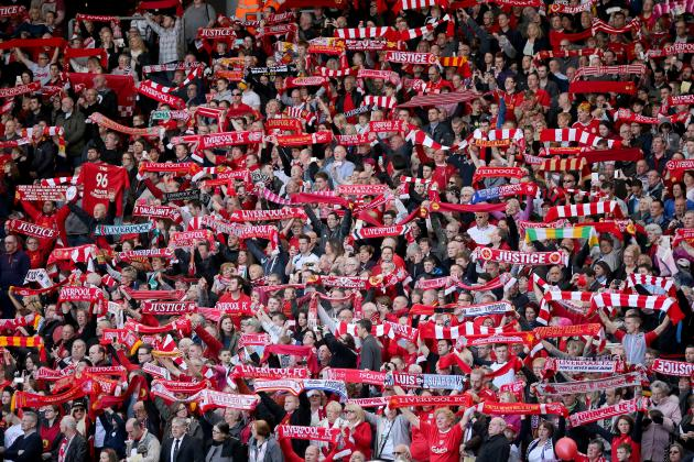 Celebration of the 96 Charity Match: Liverpool Locals vs. Internationals Report
