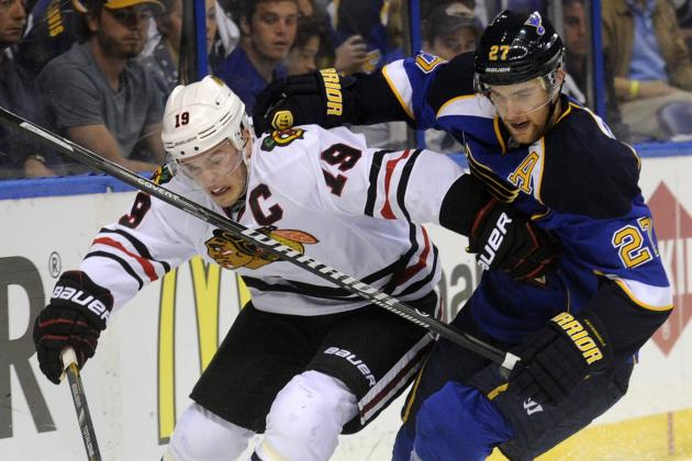 Chicago Blackhawks: What Needs to Happen in Game 3 vs. St. Louis Blues