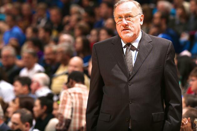 Minnesota Timberwolves Coach Rick Adelman Retires from the NBA