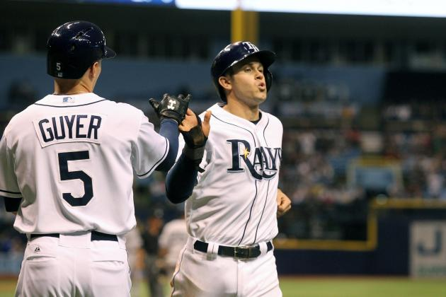 Rays' Evan Longoria Breaks Franchise Career Home Run Record