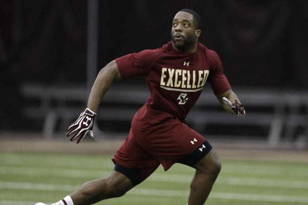 Road to the Draft: BC's Andre Williams