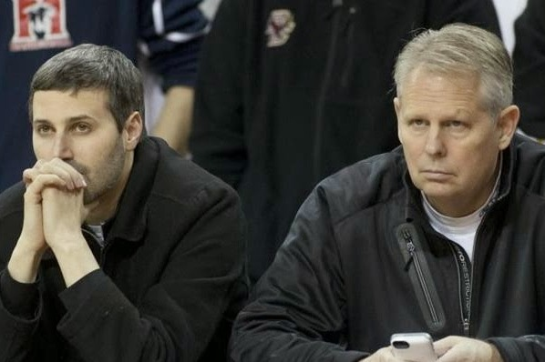 Report: Pistons Considering Celtics' Mike Zarren for Their New GM