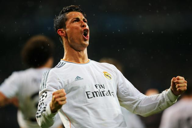 Why Cristiano Ronaldo Is Crucial to Real Madrid's Champions League Aspirations