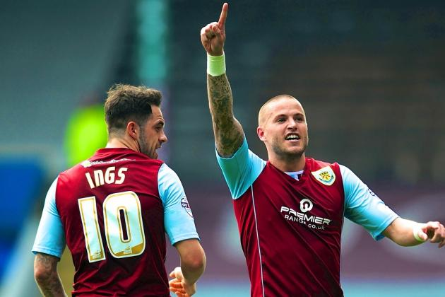 Burnley Promoted to Premier League from Championship for 2014-15 Season
