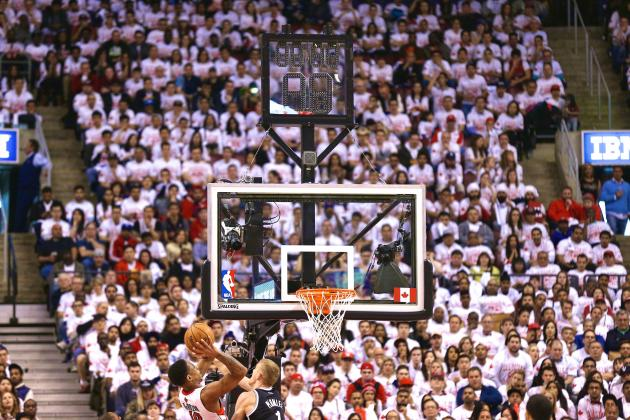 Update: Toronto Raptors Take Blame for Shot Clock Debacle in Saturday's Game 1