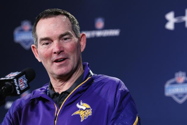 Vikings Not Locked in on Drafting Quarterback at No. 8