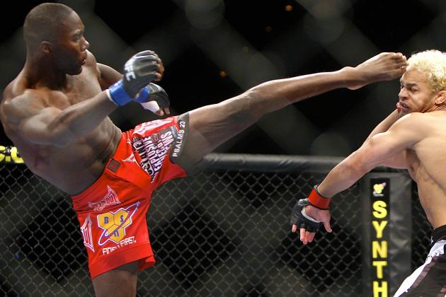 UFC 172: Anthony Johnson Is Out to Make a Statement in His Return to the Octagon