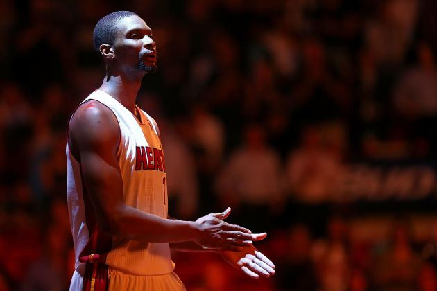 What Miami Heat Need from Chris Bosh During NBA Playoffs