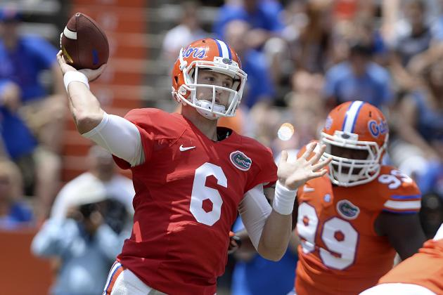 Will Michigan or Florida's Revamped Offense Be Better in 2014?