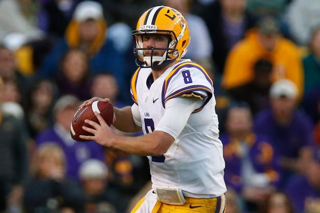 Zach Mettenberger Drafted by Titans: Latest News, Reaction and Analysis