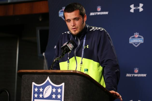 Arizona Cardinals: Mel Kiper Believes First Pick Is in the Carr-Ds