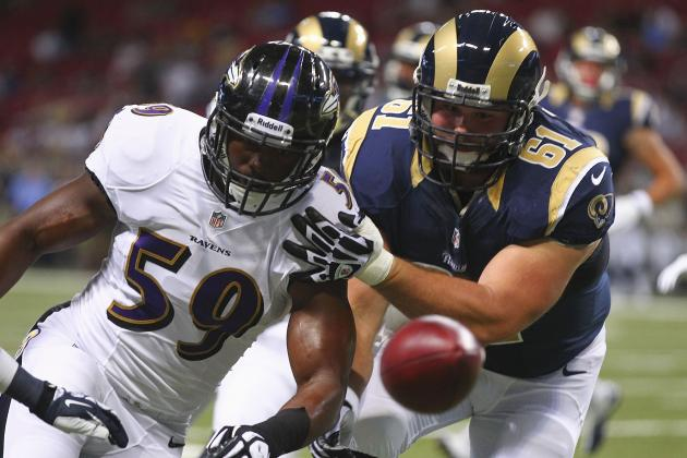 Arthur Brown Aiming for Starting Job as Ravens Start Workouts