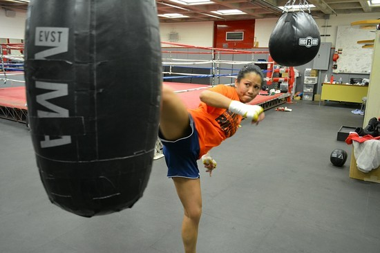 American-Filipino Boxer to Make Her MMA Debut in Manila