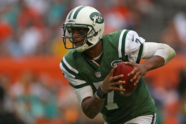 Geno Smith Believes He's Still the Jets' Starting QB