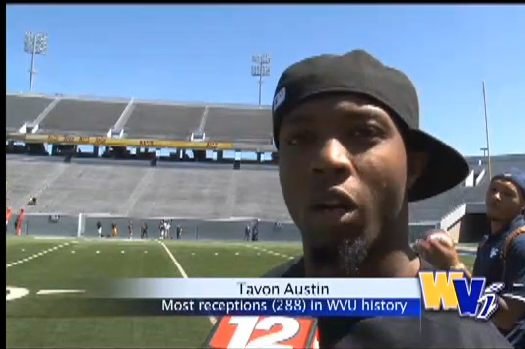 Former Mountaineers Make Mark in WVU Practice