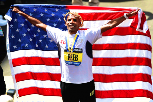 Boston Marathon 2014 Results: Men's and Women's Top Finishers